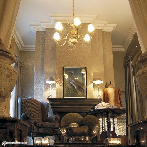 Kroonlijst sierlijst plafondlijst molure orac decor c422 sierlijsten - Moulure architectuur ...