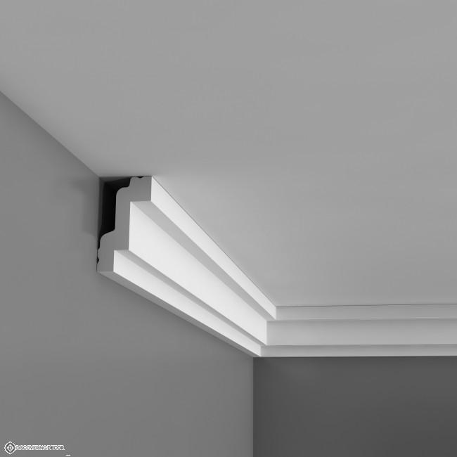 Corniche plafond CB 531 discoveringdecor.eu Moulure deco Corniche plafond et moulure plafond ...