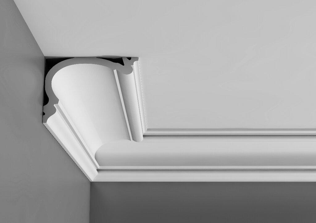 corniche moulure de plafond axxent orac decor pour t. Black Bedroom Furniture Sets. Home Design Ideas